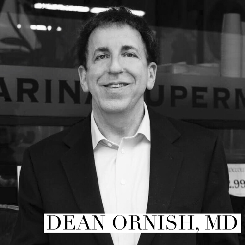 Doctor Dean Ornish